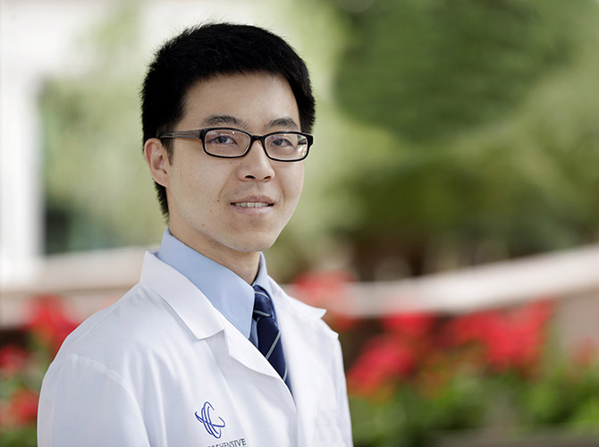 W  Andrew Wang, MD | Comprehensive Cancer Centers
