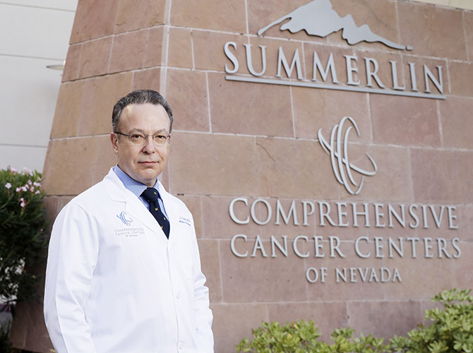 Dan L. Curtis Comprehensive Cancer Centers of Nevada
