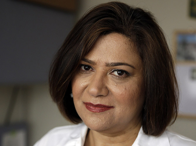 Dr. Farzenah Farzin Comprehensive Cancer Centers of Nevada