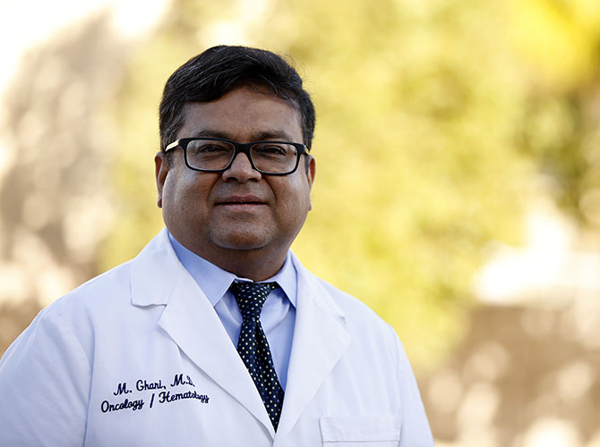 Dr. Muhammad Ghani