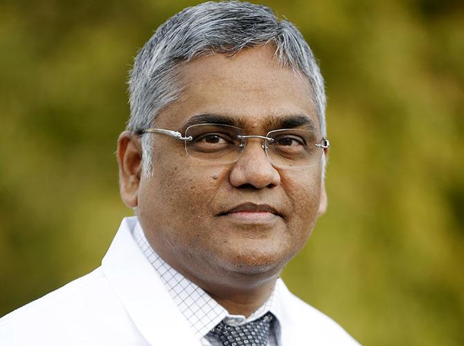 Dr. Ramalingam (Ram) Ratnasabapathy