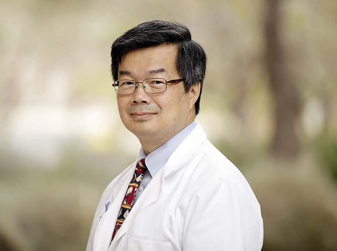 James S. J. Hsu, MD, FCCP, DABSM
