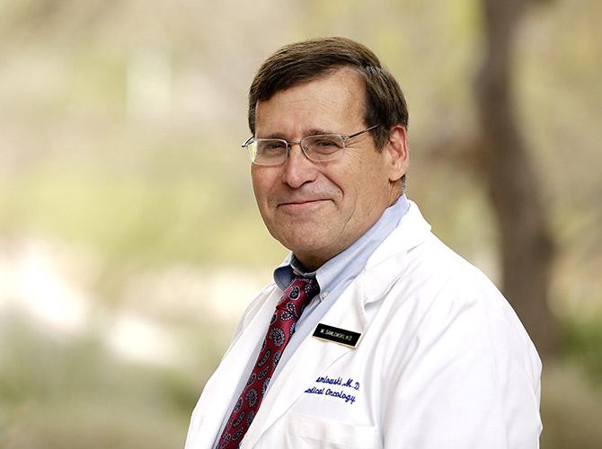 Wolfram Samlowski, MD, FACP | Comprehensive Cancer Centers